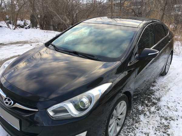 Hyundai i40, 2012 год, 748 000 руб.