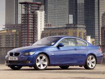 BMW 3-Series 5 поколение, 07.2006 - 02.2010, Купе