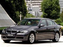 BMW 3-Series 2005, седан, 5 поколение, E90
