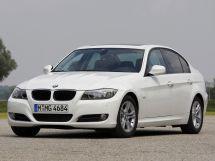 BMW 3-Series рестайлинг, 5 поколение, 09.2008 - 09.2011, Седан