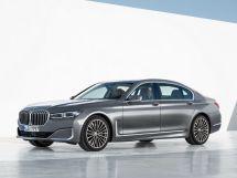 BMW 7-Series рестайлинг 2019, седан, 6 поколение, G11, G12