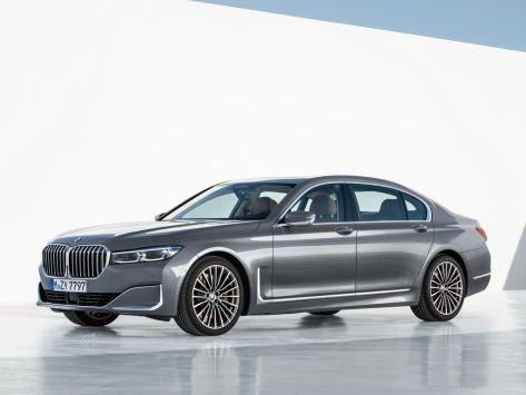 BMW 7-Series (G11, G12) 01.2019 -  н.в.