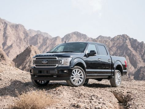 Ford F150 (P552) 01.2017 - 08.2020
