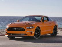 Ford Mustang рестайлинг 2017, купе, 6 поколение, S550