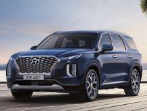 Hyundai Palisade 2018, джип/suv 5 дв., 1 поколение, LX2