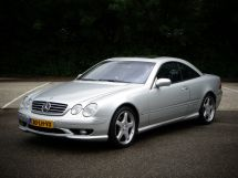Mercedes-Benz CL-Class 1999, купе, 2 поколение, C215