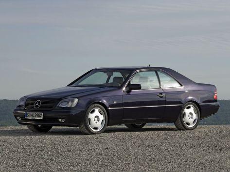 Mercedes-Benz CL-Class (C140) 01.1992 - 09.1998