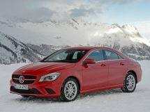 Mercedes-Benz CLA-Class 2013, седан, 1 поколение, C117