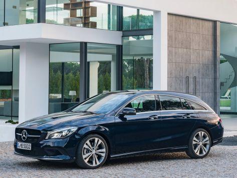 Mercedes-Benz CLA-Class (X117) 05.2016 - 03.2019