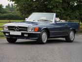 Mercedes-Benz SL-Class R107