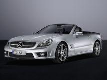 Mercedes-Benz SL-Class 2-й рестайлинг, 5 поколение, 03.2008 - 02.2012, Открытый кузов