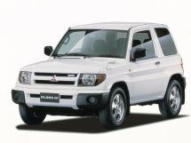 Mitsubishi Pajero iO 1998, джип/suv 3 дв., 1 поколение