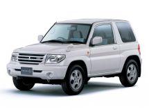 Mitsubishi Pajero iO рестайлинг, 1 поколение, 06.2000 - 08.2002, Джип/SUV 5 дв.