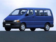 Toyota Hiace 1995, минивэн, 5 поколение, XH10
