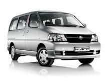 Toyota Hiace рестайлинг 2006, минивэн, 5 поколение, XH10