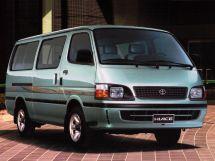 Toyota Hiace рестайлинг 1998, автобус, 4 поколение, H100
