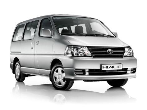 Toyota Hiace (XH10) 09.2006 - 07.2010