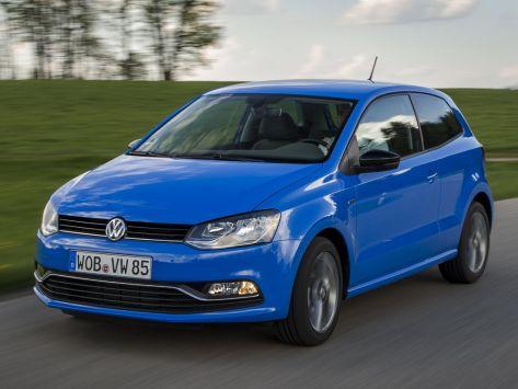Volkswagen Polo (Mk5) 04.2014 - 06.2018
