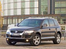 Volkswagen Touareg рестайлинг, 1 поколение, 11.2006 - 02.2010, Джип/SUV 5 дв.