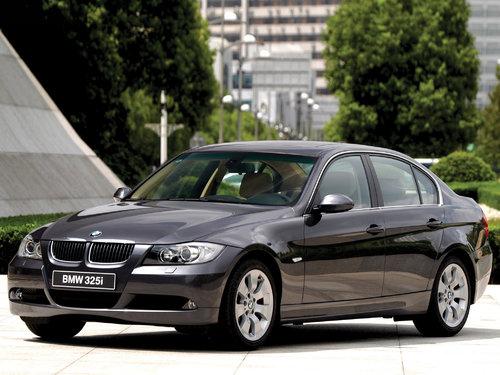 BMW 3-Series 2005 - 2008