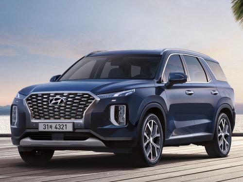 Hyundai Palisade 2018