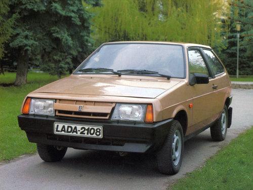 Лада 2108 1984 - 1993
