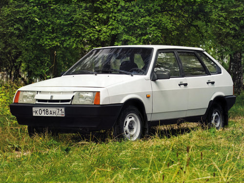 Лада 2109 1987 - 1993