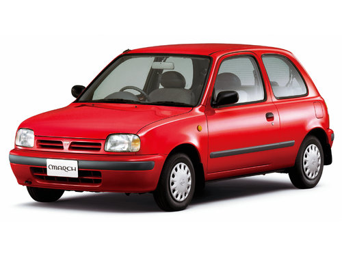 Nissan March 1992 - 1995
