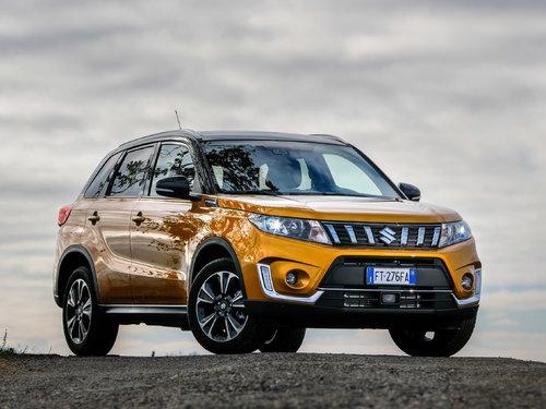 Suzuki Vitara 2018