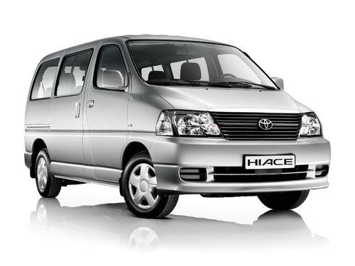 Toyota Hiace 2006 - 2010