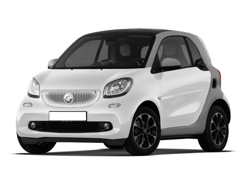 Smart Fortwo, 2017 год, 599 000 руб.