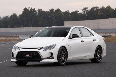 Toyota Mark X GRMN: атмосферный V6, «механика» и задний привод