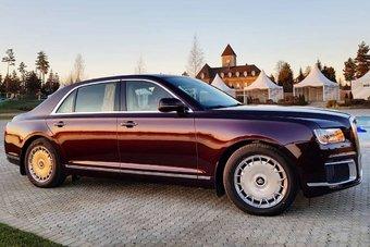 Пневмоподвеску для российских машин поставляет та же фирма, которая делает аналогичные детали для лимузинов Hongqi.