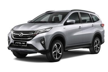 В Малайзии представили семиместный кроссовер Perodua на базе Daihatsu Terios