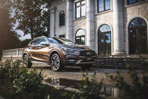 Прощай, Mercedes: Infiniti QX30 лишится немецкой платформы и двигателей