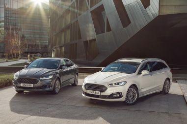 Обновленный Ford Mondeo наконец-то добрался до Европы