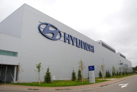 Моторный завод Hyundai в России откроют в 2021 году.