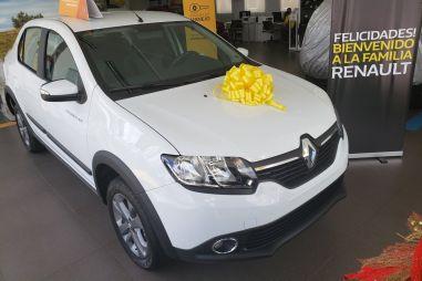 У российского Renault Logan Stepway появился латиноамериканский «кузен»
