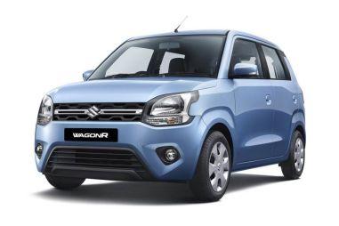 Suzuki выпустила Wagon R за 390 000 рублей