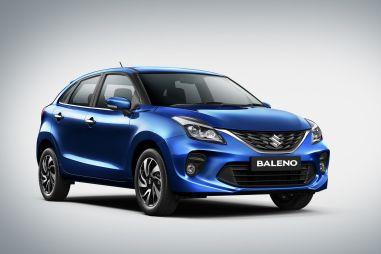 Suzuki модернизировала модель Baleno