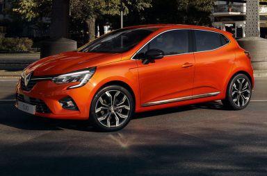 Renault показала новый Clio, его представят в Женеве
