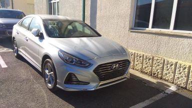 Hyundai Sonata отзыв автора | Дата публикации 21.01.2019.