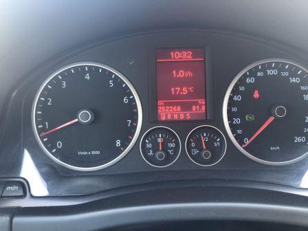 Volkswagen Tiguan 2009 - отзыв владельца