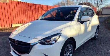 Mazda Demio 2015 отзыв автора | Дата публикации 15.01.2019.