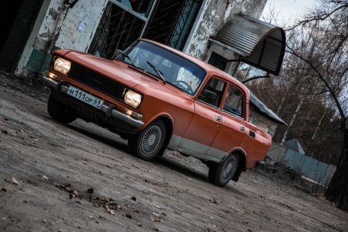 Москвич 2140 1982 - отзыв владельца