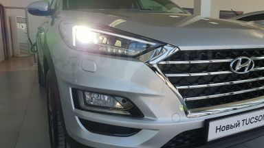 Hyundai Tucson 2018 отзыв автора | Дата публикации 02.01.2019.
