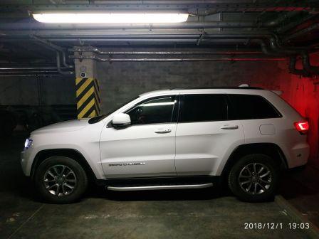 Jeep Grand Cherokee 2013 - отзыв владельца