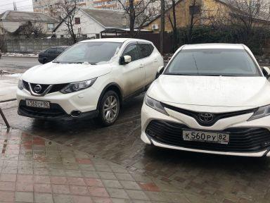 Toyota Camry 2018 отзыв автора | Дата публикации 04.01.2019.