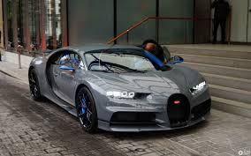 Bugatti Chiron, 2019