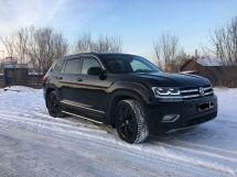 Volkswagen Teramont, 2018